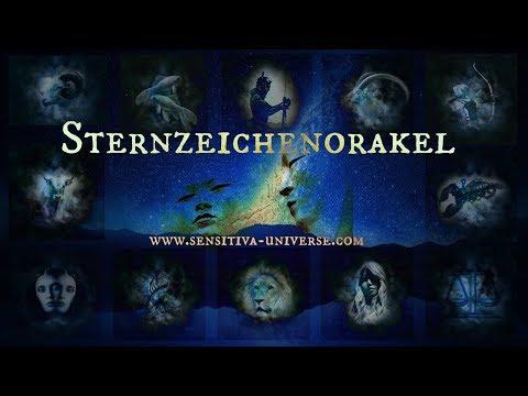 Das SENSITIVA UNIVERSE® Sternzeichenorakel | Was erwartet Dich in Deinen Tierkreiszeichen? ♥