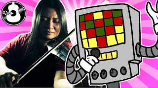 Undertale - Metal Crusher (Violin Reggae Cover/Remix) || String Player Gamer