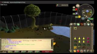 Old School Runescape - Dark Crab fishing guide + 2 hours of loot (after elite diaries).