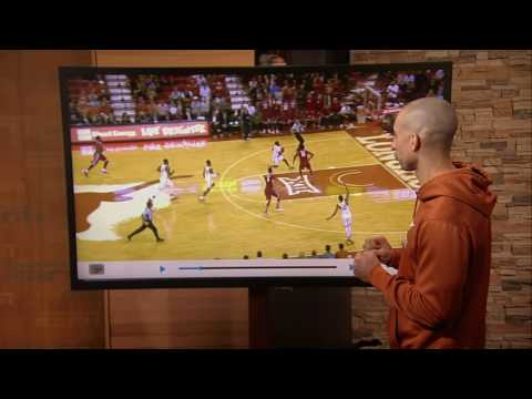 Game Plan with Shaka Smart: Coach Smart talks about Andrew Jones [Feb. 2, 2017]