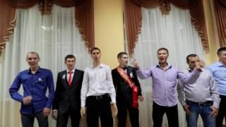 2016 09 24  Свадьба Александра и Кристины г Таганрог Кафе Националь