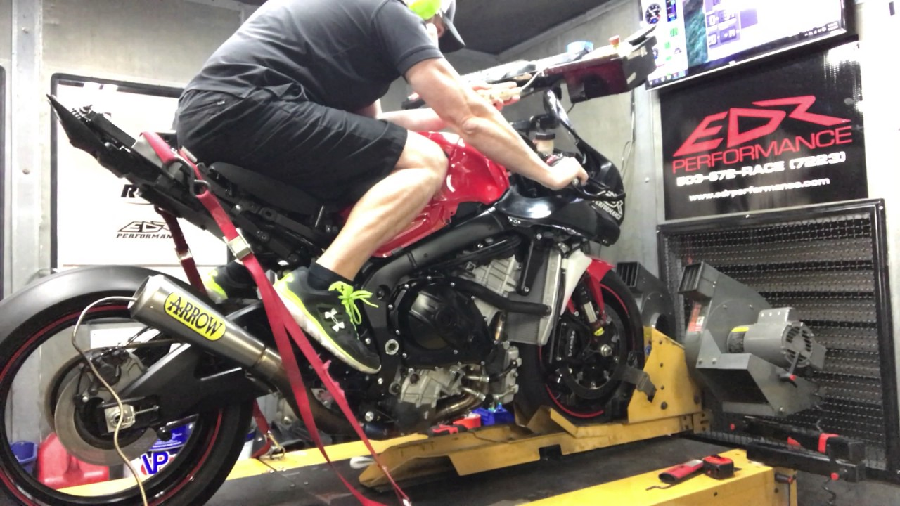 196 5 rwhp 2017 GSXR 1000 by EDR Performance
