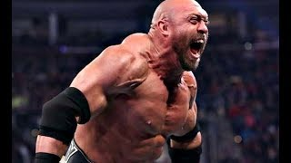 Ryback Talks About being Completely Natural