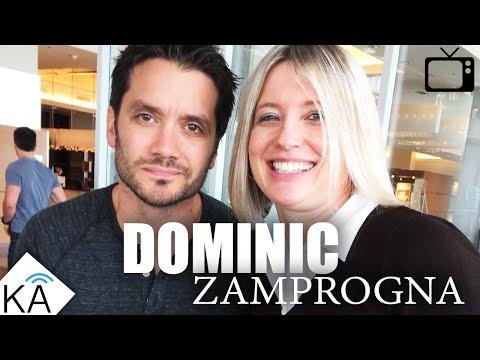 Dominic Zamprogna on The Kelly Alexander