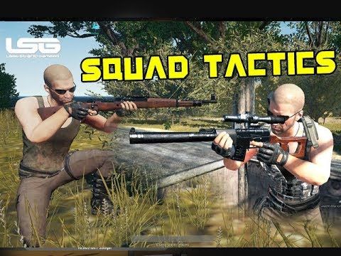 WIN EVERY FIGHT !!! Squad Tactics - PUBG