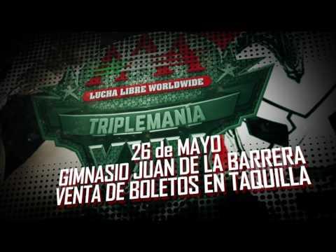 AAA en CDMX antes de Triplemanía XXV - Lucha Libre AAA Worldwide - Mayo 2017