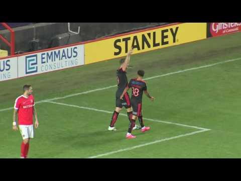 Mtanzania Adi Yusuf  Atupia 2 Goals Dhidi ya Charlton v Crawley 720p