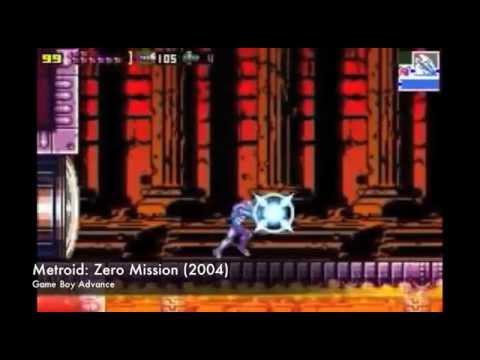 Metroid Series - All Ridley Battles