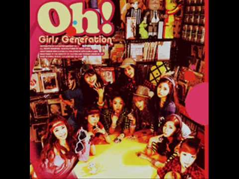 Oh! - SNSD (Girls Generation) {MP3 DOWNLOAD}
