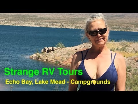 #16 Echo Bay, Lake Mead - Campgrounds