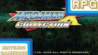 Una Mirada Retro a: Megaman X Collection - Gamecube