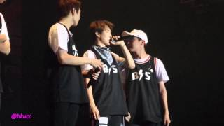 150829 BTS Trilogy Episode II TRB in HK - English time