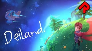 DEILAND gameplay: Rule Your Own MICRO-PLANET! (RPG sandbox adventure PC game)