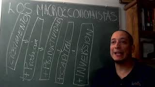 03 Los Macroeconomistas