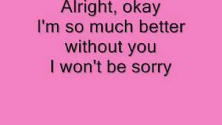 Ashley Tisdale - Its Alright Its Okay