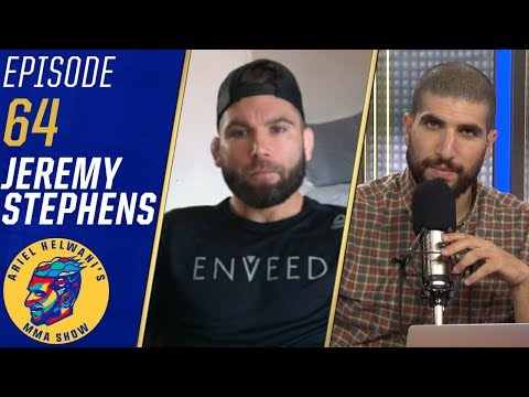 Jeremy Stephens details incident with Yair Rodriguez after no contest | Ariel Helwani's MMA Show