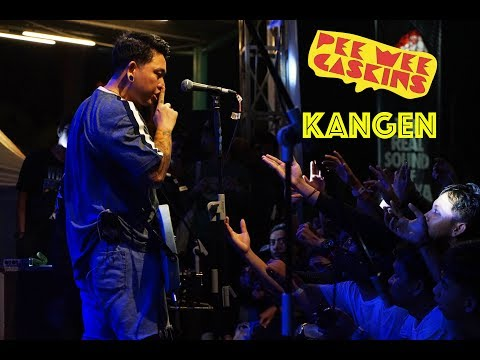 Pee Wee Gaskines - Kangen Live At Sole Vacation 3