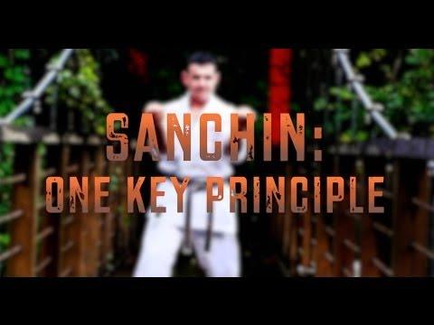 Sanchin pt4: One Key Principle