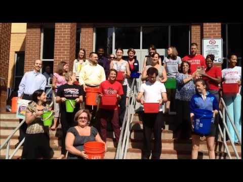 Ridgeview Charter School ALS Ice Bucket Challenge