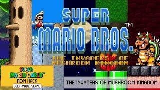Super Mario Bros. - The Invaders of Mushroom Kingdom