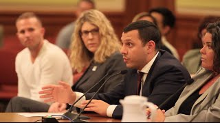 Conversion Therapy Survivor, Mathew Shurka: DC Bill to Ban Conversion Therapy for Minors