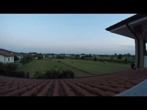 Balle di fieno Friuli Venezia Giulia 4K UHD