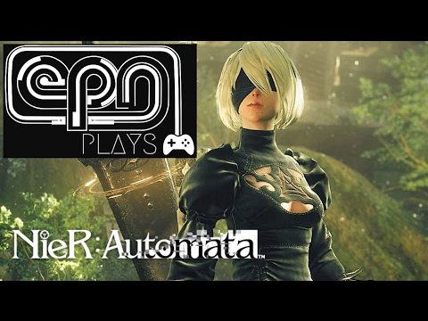 NieR:Automata - Let's Play - Electric Playground