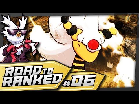 "Pokemon Omega Ruby & Alpha Sapphire [ORAS] Wifi Battle Road To Ranked #06 ""Mono Dragon!"""