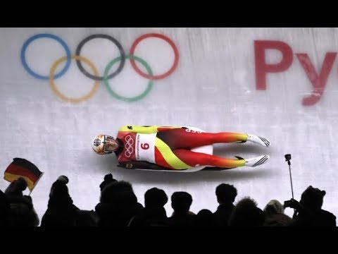 Winter Olympics: Natalie Geisenberger Wins Luge Gold In German One Two