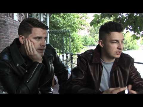 Arctic Monkeys interview - Matt Helders and Jamie Cook (part 1)
