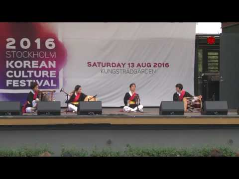 Korean Culture Festival 2016 in Stockholm