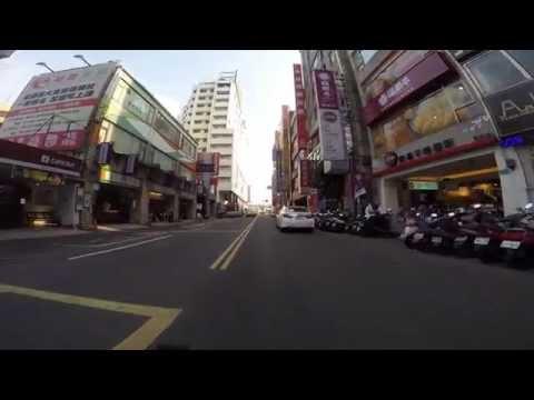 Bike around Taiwan - Hsinchu station