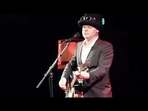 Fred Eaglesmith (solo) -Truckers Speed and The Dog Song - Live HQ