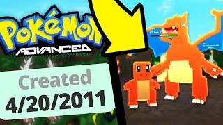 This Roblox Pokemon Game is 6 Years Old And I've Never Played It!