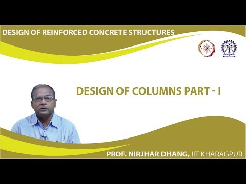 Lec-19 Design of Columns Part-I
