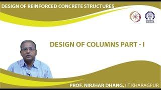 Lec-19 Design Of Columns Part-i
