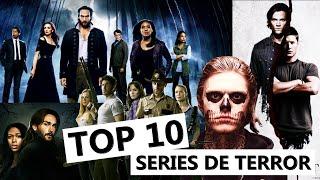 TOP 10 - MELHORES SÉRIES DE TERROR