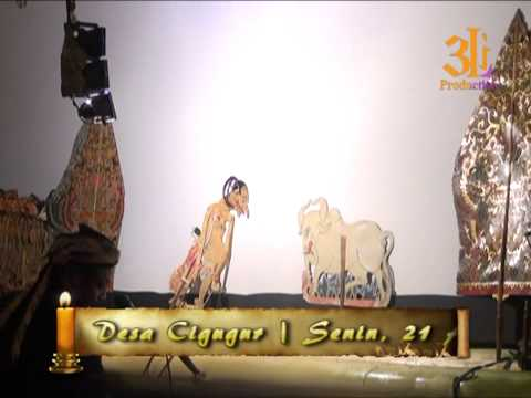 Wayang Kulit Langen Budaya - Cungkring Dadi Raja Bag 4 Full Akhir