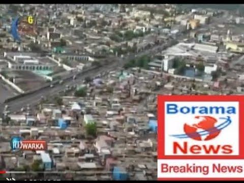 DJIBOUTI Wararkii Ugu Dambeeyay Ee Roobabka