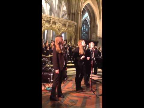 Bristol Cathedral Choir School - The Gospel Choir