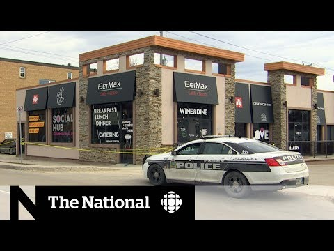Winnipeg café owners charged with staging alleged hate crime