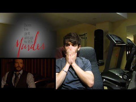 "How To Get Away With Murder Season 2 Episode 6 REACTION - 2x06 ""Two Birds, One Millstone"" PART 1"