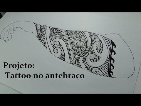 Projeto Para Tatuagem Youtube