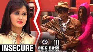 BIGG BOSS 10 | Rohan Mehra & Lopamudra Raut CLOSE | Kanchi Singh INSECURE