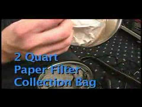 Coil Cleaner: Cleaning a PTAC with a HEPA Vacuum