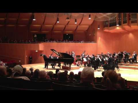 STRAUSS Burleske | Deutsche Radio Philharmonie | BEN KIM, pianist | Yoel GAMZOU, conductor
