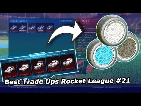 Best Trade Ups Rocket League #21