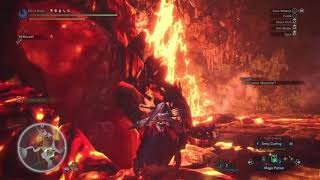 [Monster Hunter: World] Event Quest: A Scorn of The Sun Pt. 2 (Arch Tempered Teostra)