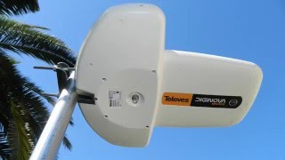 How to install the Televes DigiNova Boss antenna