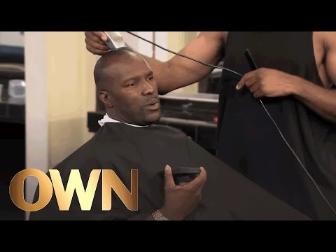 Jay Is Embarrassed at the Barber Shop  Mom's Got Game  Oprah Winfrey Network